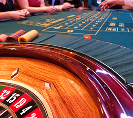 Apuestas en la ruleta en casino en vivo